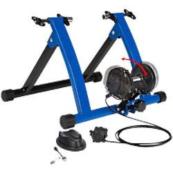 Fahrradrolltrainer Peak Power ZY330900000027 Blau, Schwarz