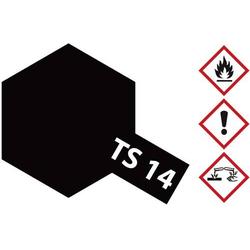 Tamiya Acrylfarbe Schwarz TS-14 Spraydose 100ml