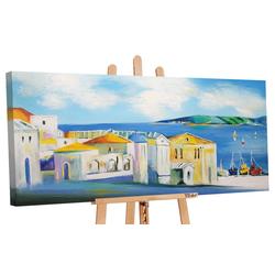 YS-Art Gemälde Sonnenufer 051