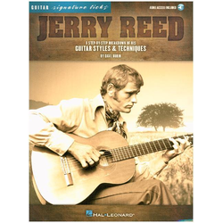 Jerry Reed - Signature Licks Gitarre