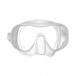 Mares Juno - Maske - weiß/clear