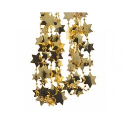 Perlenkette STAR gold