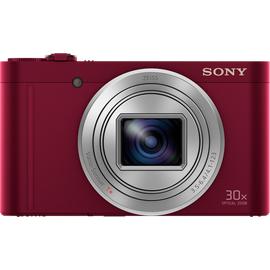 Sony Cyber-shot DSC-WX500 rot