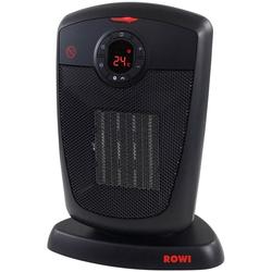 ROWI Keramikheizgerät HKH 1500/2/1 ODF Premium schwarz