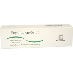 Populus cp-Salbe