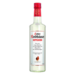 Echter Nordhäuser Doppelkorn Kornbrand Flasche 700ml 6er Pack