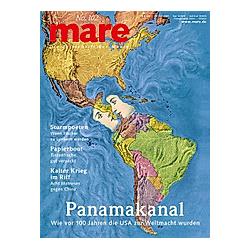 mare No. 102. Panamakanal - Buch