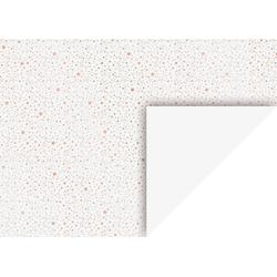 VBS Motivpapier Sterne, 70 cm x 50 cm orange