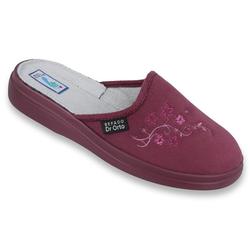 Dr. Orto Medizinische Hausschuhe für Damen Hausschuh Slipper, Pantoffeln rot 37