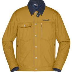 Norrona - Tamok Insulated Jacket M Camelflage - Jacken - Größe: XL