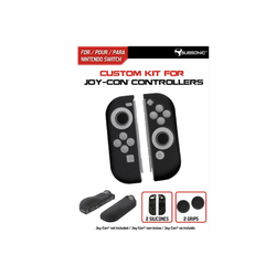 Subsonic Custom Kit für Joy-Con-Controller Nintendo Switch Nintendo-Controller
