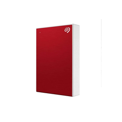 Seagate One Touch Portable 4TB Festplatte HDD-Festplatte (4 TB) rot