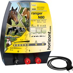 Weidezaungerät ranger N80 230 Volt mit 2 Zaunausgängen