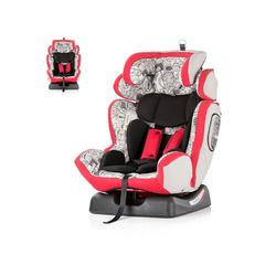 Chipolino Autokindersitz Kindersitz 4 Max Gruppe 0+/1/2/3, 9 kg, (0 - 36 kg), Seitenaufprallschutz rot