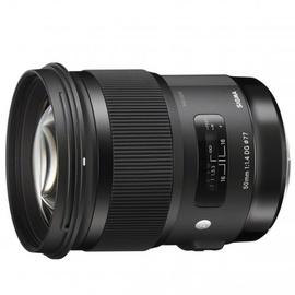 Sigma 50 mm F1,4 DG HSM (A) Nikon F
