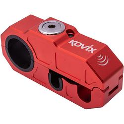 Kovix KHL, Alarm-Bremshebelschloss - Rot