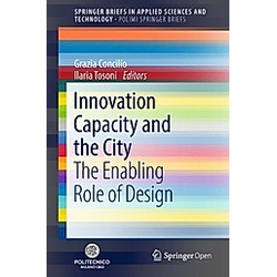 Innovation Capacity and the City - Buch
