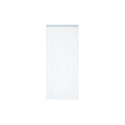 Fadenvorhang Fadenvorhang silber, relaxdays 90 cm x 245 cm
