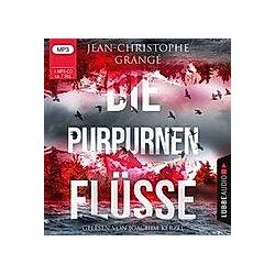 Die purpurnen Flüsse  Audio-CD  MP3 - Hörbuch
