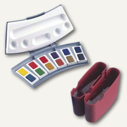 Pelikan Aquarellkasten, 12 Farben 725D/12, 721886