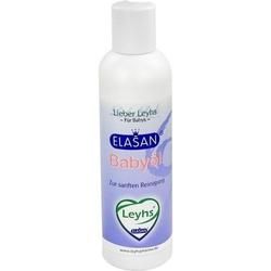 ELASAN Babyöl 200 ml