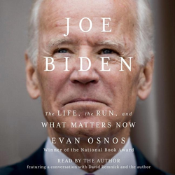 Joe Biden: The Life the Run and What Matters Now als Hörbuch CD von