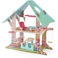 Käthe Kruse Puppenhaus Magical Forest Clubhouse bunt