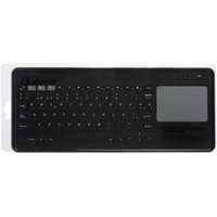 Silver Electronics Tastatur Silver Electronics Touchpad Schwarz