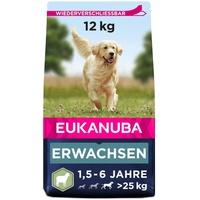 Eukanuba Adult Lamm & Reis Große Rassen 12 kg