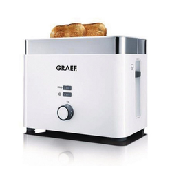Graef Toaster TO 61 für zwei Toastscheiben