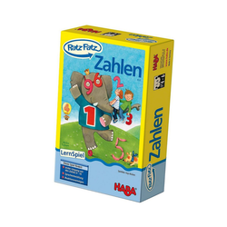 Haba Lernspielzeug Ratz Fatz Zahlen