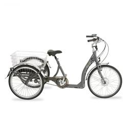 aktivelo E-Bike Elektro-Dreirad Mobil, 24 Zoll