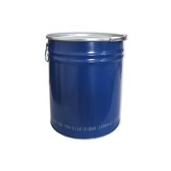 Wilai Aufbewahrungssystem meier Stahlfass 30 Liter Hobbock Deckelfass, Stahlblech
