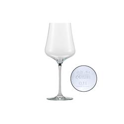 Gabriel-Glas Weinglas StandArt Universal Weinglas mit Eichstrich 6er Set (6-tlg)