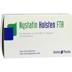 Nystatin Holsten FTA