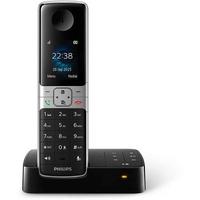 Philips D6351B Schnurlostelefon mit Anrufbeantworter