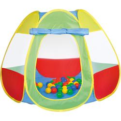 Knorrtoys® Bällebad Bellox, mit 50 Spielbällen