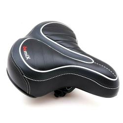 bemiX Fahrradsattel Gefederter Ergonomischer Fahrradsattel - Komfort Fahrradsitz