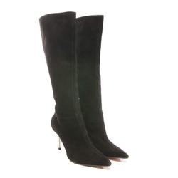 Gucci Damen Stiefel schwarz, Größe 38.5, 4934748