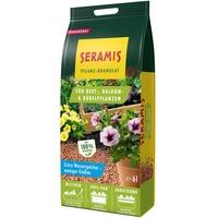 Seramis Pflanz-Granulat für Beet-, Balkon- und Kübelpflanzen 6 l
