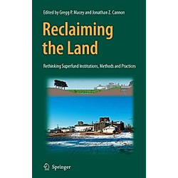 Reclaiming the Land - Buch