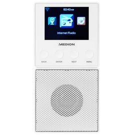 Medion E85032 (MD 87248) weiß