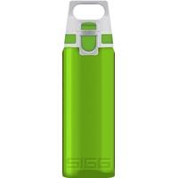 Sigg TOTAL COLOR Green 0,6L, Trinkflasche Tritan-Trinkflasche Blue, 600 ml grün