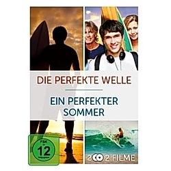 Die perfekte Welle & Ein perfekter Sommer - DVD  Filme