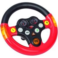 Big Bobby Car Multi-Sound-Wheel rot/schwarz
