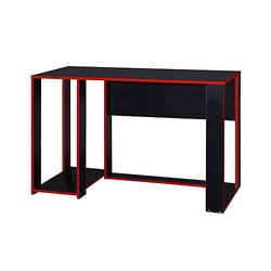 Schreibtisch Gamer rot
