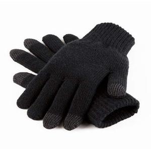 Beechfield B490.BLK.M5L Touchscreen Smart Handschuhe, Schwarz, Small/Medium X-Large