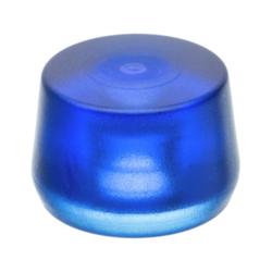 Ersatz-Schlageinsatz 40 mm Celluloseacetat, blau