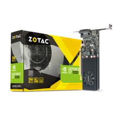 Zotac GeForce GT 1030 2GB GDDR5 Grafikkarte Low Profile DVI/HDMI