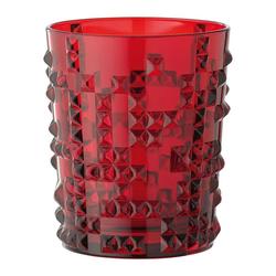 Nachtmann Becher Punk Ruby, Kristallglas rot